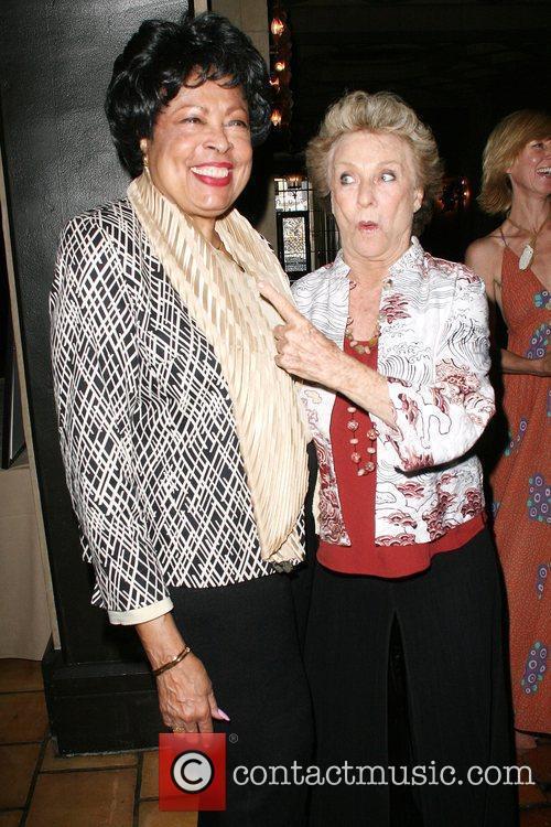 Cloris Leachman honored with the Lifetime Achievement Award...