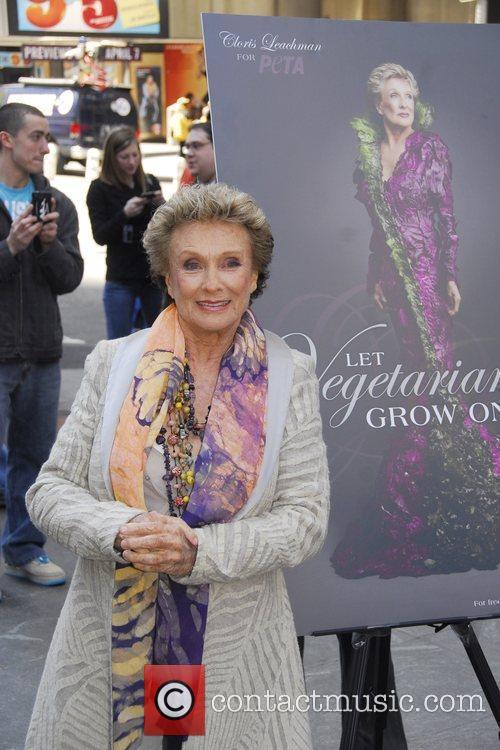 Cloris Leachman 11