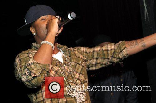 Ron Browz performs at Club Mansion