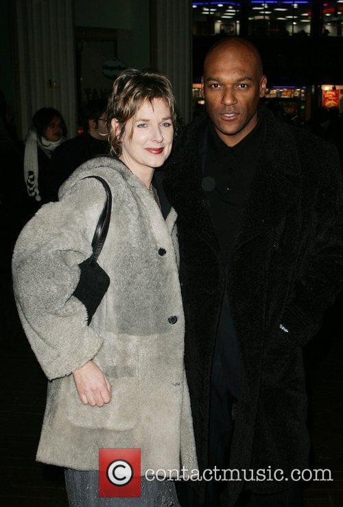 Colin Salmon and Fiona Hawthorne 1