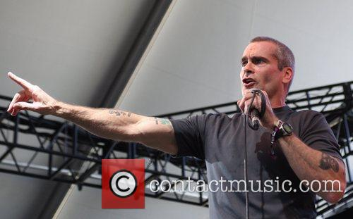 American singer-songwriter and stand-up comedian Henry Rollins talks...