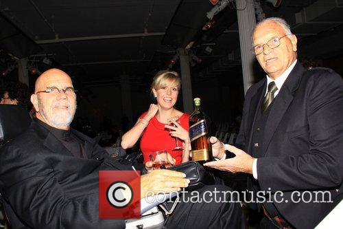 14th Annual ARTWALK NY Honouring Robert Rauchenberg held...