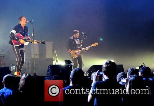 Coldplay and Guy Berryman 7