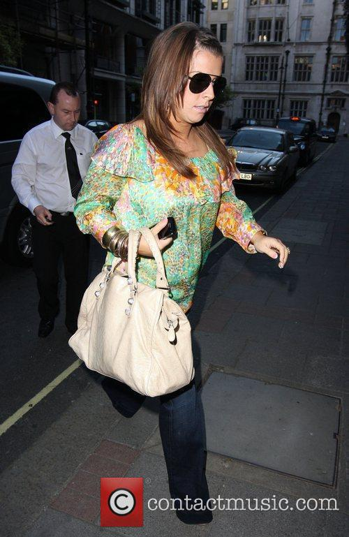 Coleen Rooney Arrives Back At The The Mayfair Hotel After Leaving The Wembley Arena After Watching The Fa Cup Final 3