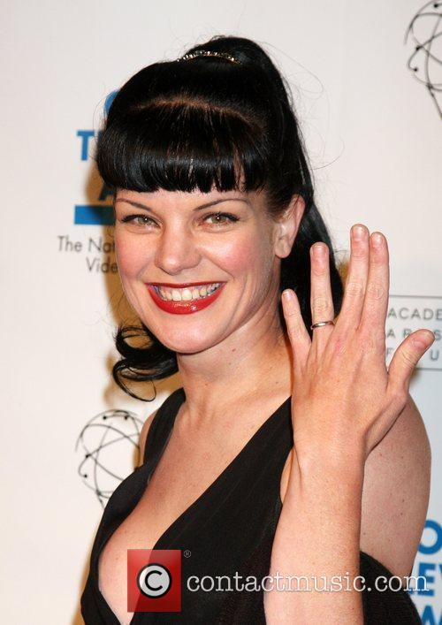 Pauley perrette the 30th college television awards gala for Pauley perrette tattoos