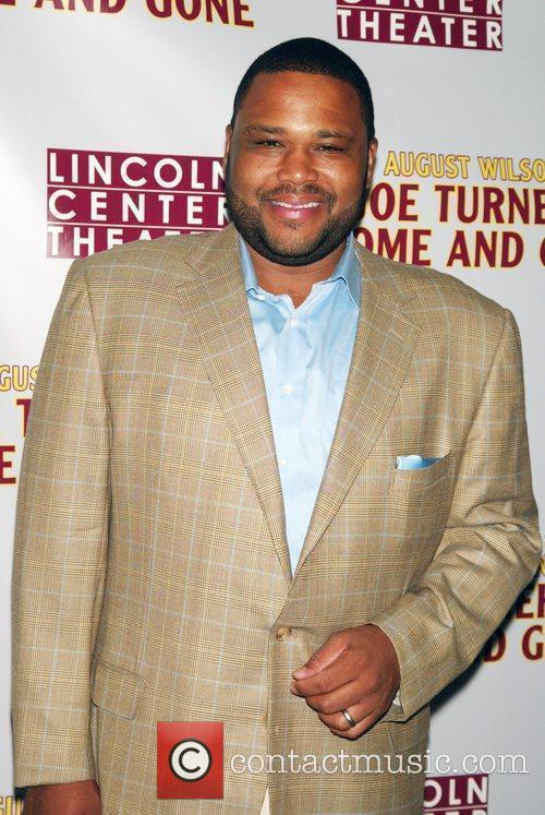 Anthony Anderson Opening Night of August Wilson's 'Joe...