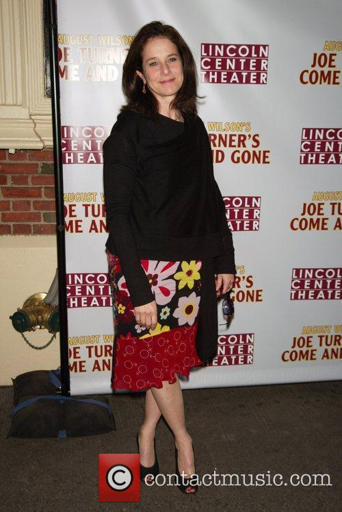 Debra Winger Opening Night of August Wilson's 'Joe...