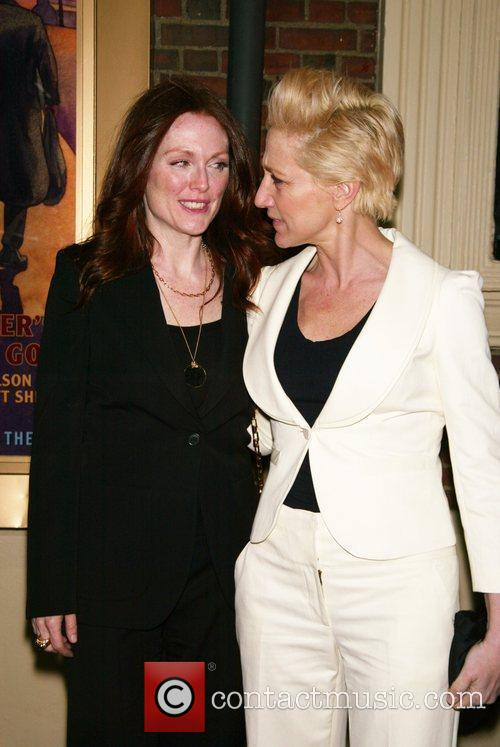 Julianne Moore and Edie Falco 6