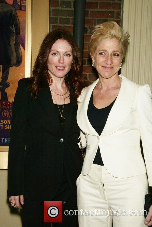 Julianne Moore and Edie Falco 3