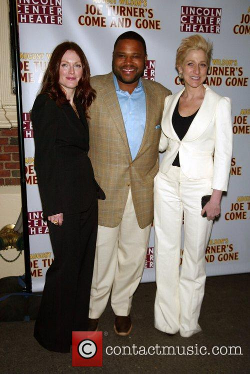 Julianne Moore, Anthony Anderson and Edie Falco 2