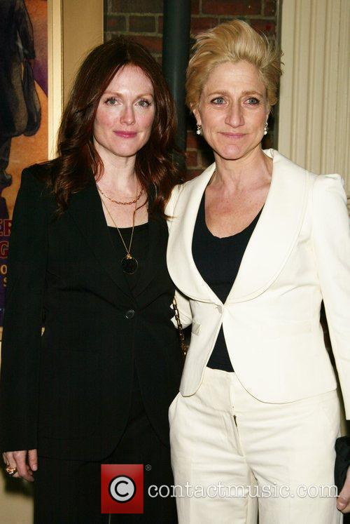 Julianne Moore and Edie Falco 5