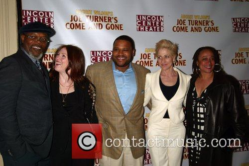 Samuel L Jackson, Edie Falco and Julianne Moore 3