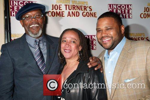 Samuel L Jackson, S. Epatha Merkerson and Anthony Anderson 9