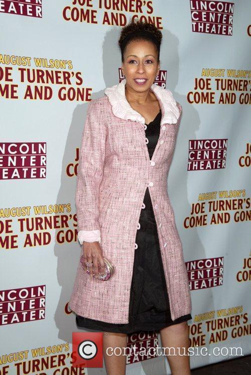 Opening Night of August Wilson's 'Joe Turner's Come...