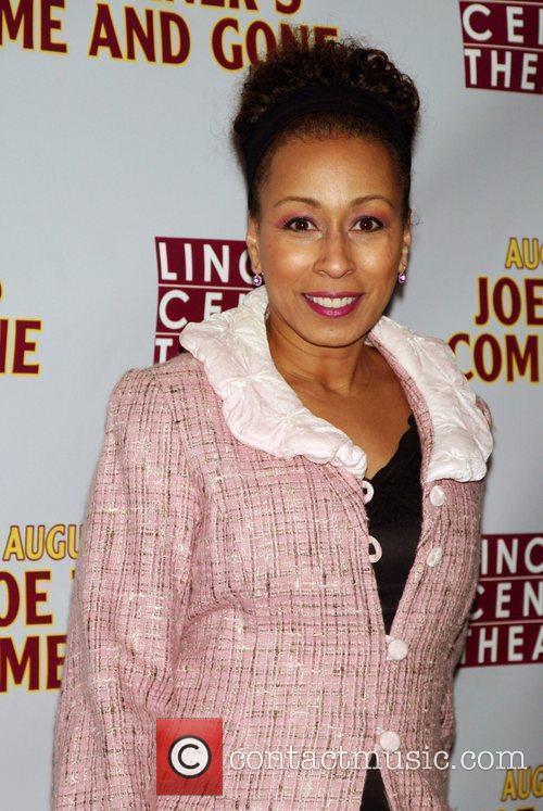 Tamara Tunie Opening Night of August Wilson's 'Joe...