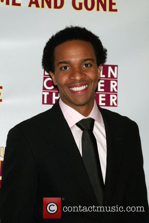 Andre Holland Opening night after party for the...