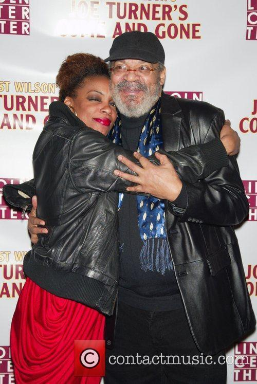 Aunjanue Ellis and Roger Robinson 3