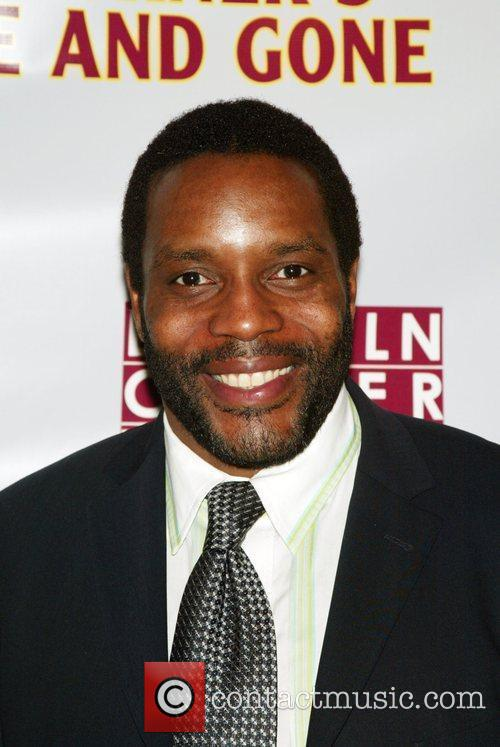 Chad L. Coleman Opening night after party for...