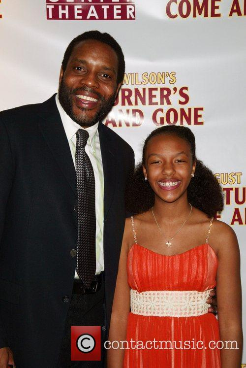 Chad L. Coleman and Amari Rose Leigh Opening...