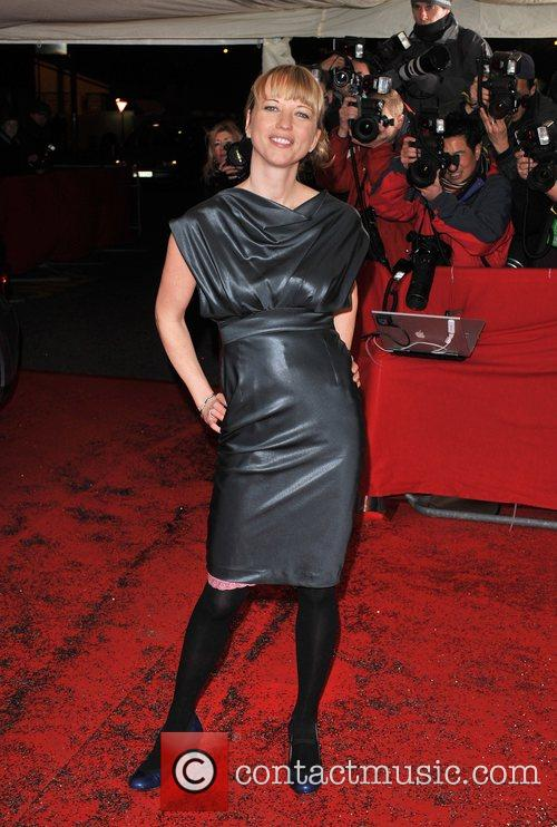 Sarah Cawood British Comedy Awards held at the...