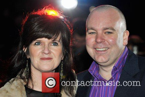 Guest and Steve Pemberton British Comedy Awards held...