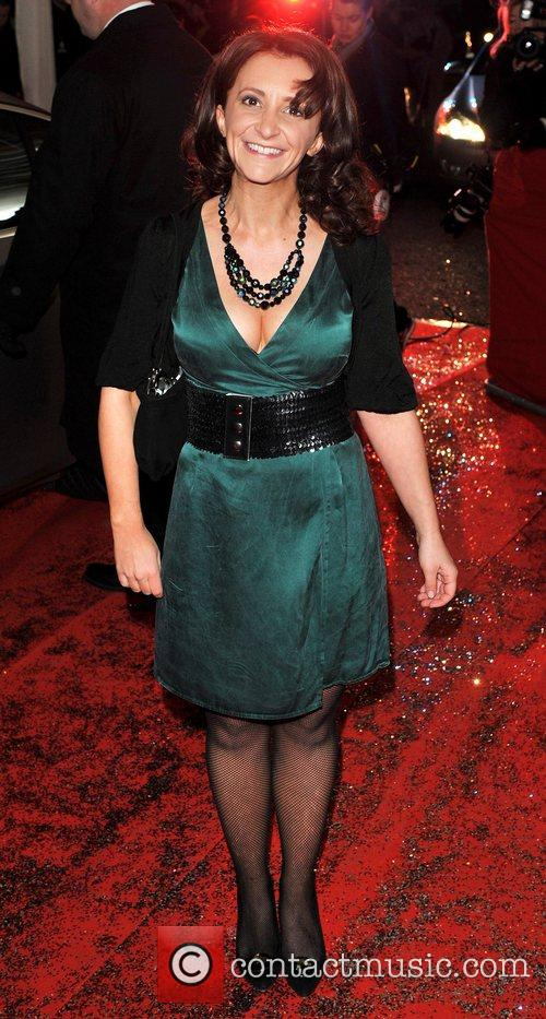 Guest British Comedy Awards held at the London...