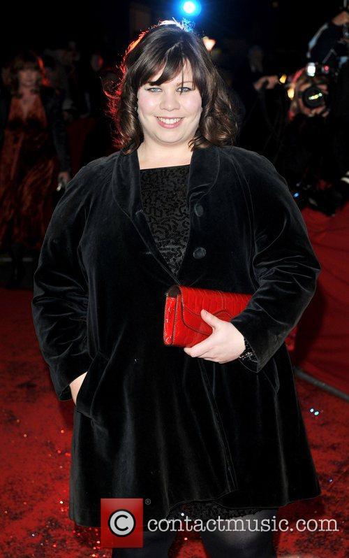 British Comedy Awards held at the London Television...