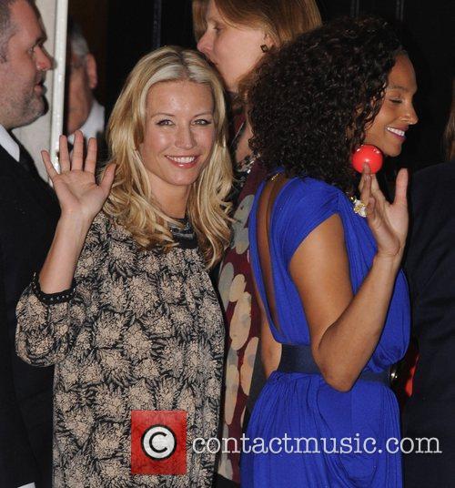 Denise van Outen and Alysha Dixon Prime Minister...