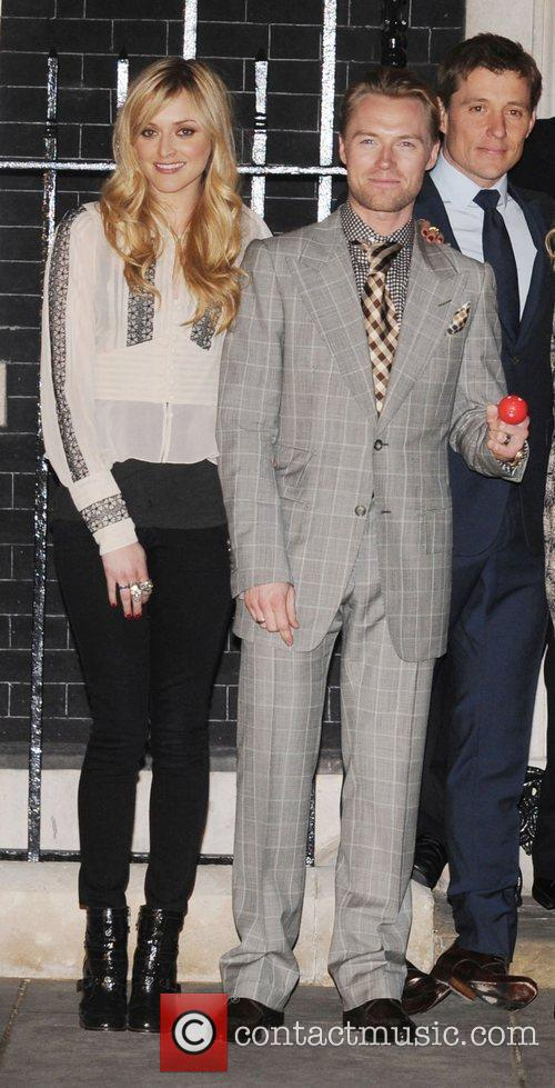 Fearne Cotton and Ronan Keating 3