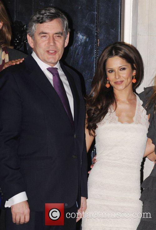 Gordon Brown, Cheryl Cole and 10 Downing Street 2