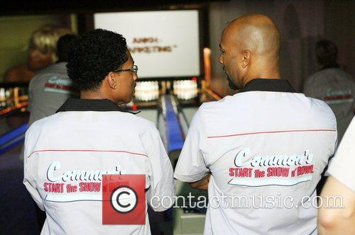 Guest, Common Common hosts the 'Start the Show...