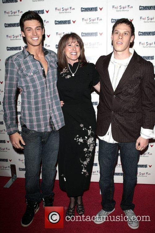 Company 81 launch party at Fred Segal -...