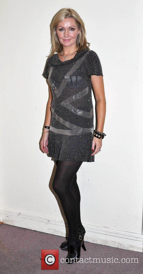 Vivienne Connolly attends the Compton Model Agency Christmas...