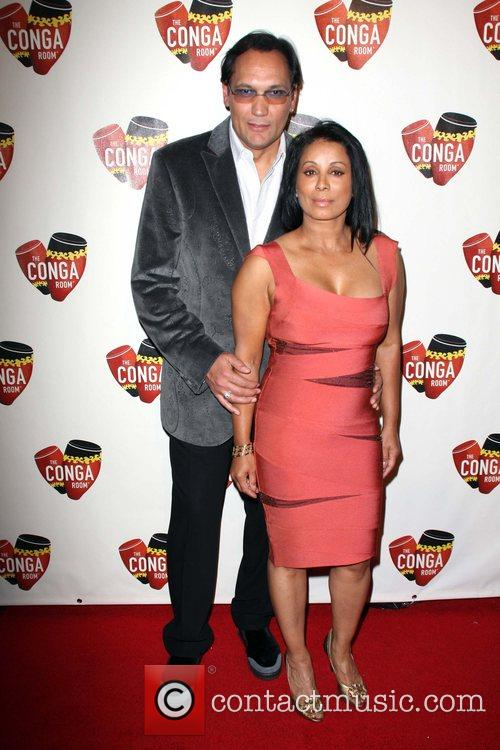 Jimmy Smits and Wanda De Jesus 2