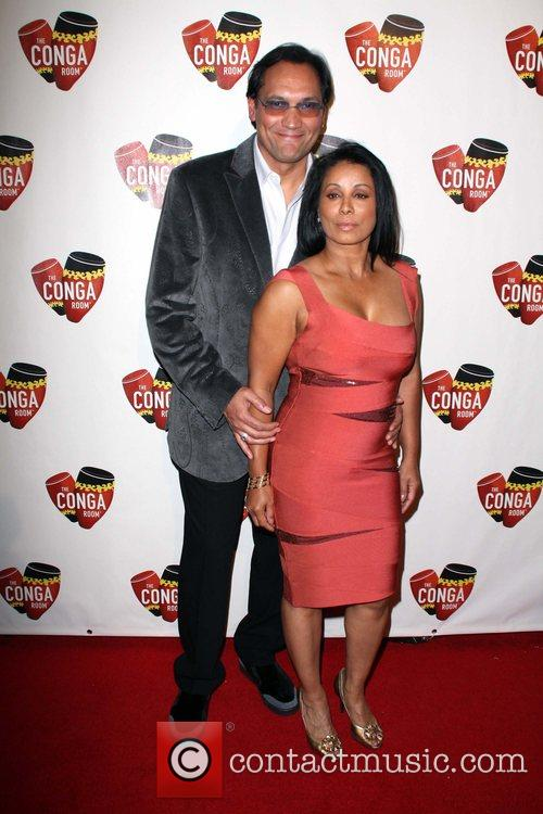 Jimmy Smits and Wanda De Jesus 4
