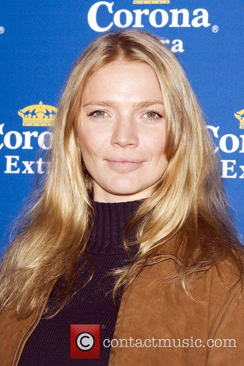 Jodie Kidd Corona Beach Tour Party - Arrivals...