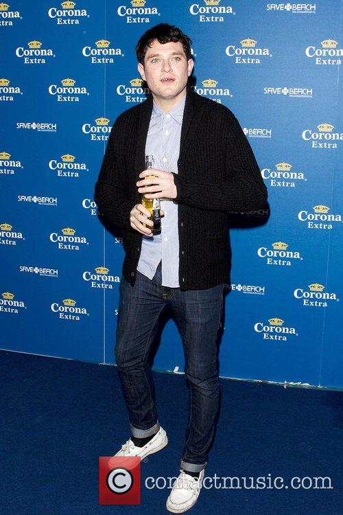 Mathew Horne Corona Beach Tour Party - Arrivals...
