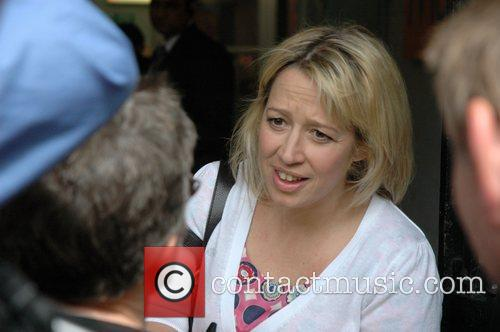 Katy Cavanagh The stars of 'Coronation Street' leaving...