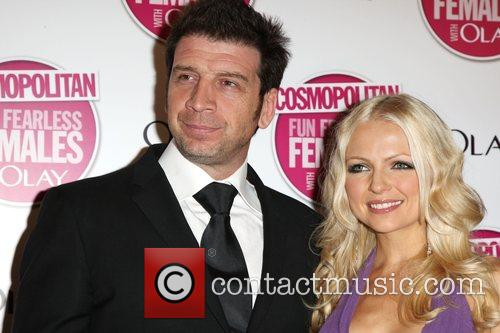 Nick Knowles and Hannah Sandling 2