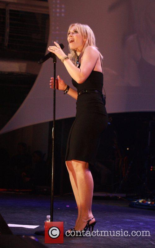 Natasha Bedingfield performs as part of Cosmopolitan magazine's...