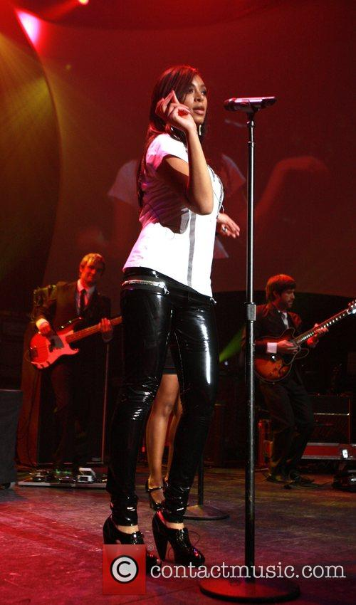 Solange Knowles performs as part of Cosmopolitan magazine's...