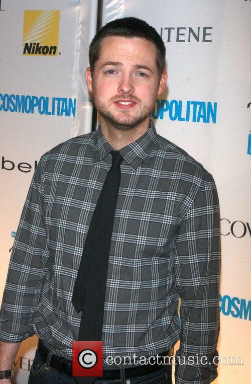Damien Fahey attends Cosmopolitan magazine's Starlaunch concert held...