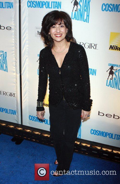 Donna Kalajian Lagani the Publishing Director of Cosmopolitan...