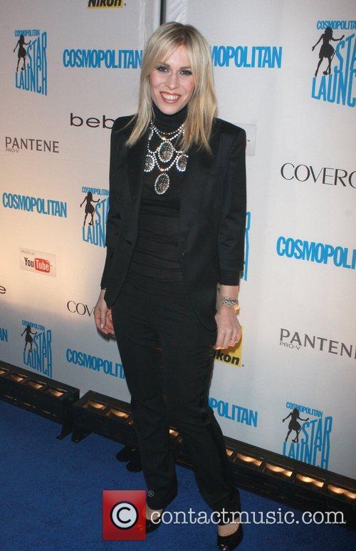 Natasha Bedingfield attends Cosmopolitan magazine's Starlaunch concert held...