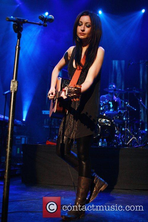 Mieka Pauley performs as part of Cosmopolitan magazine's...