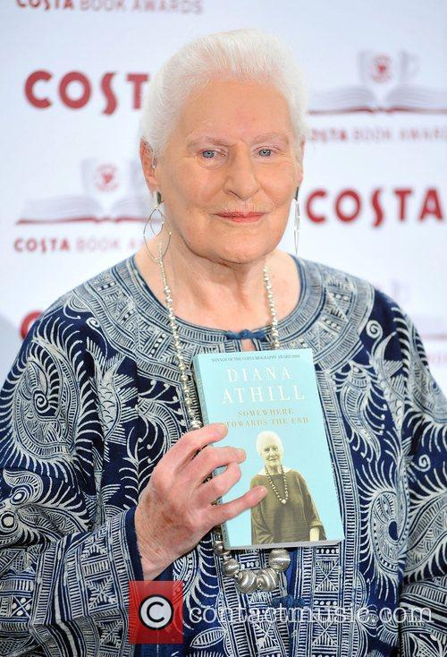 2008 Costa Book of the Year held at...