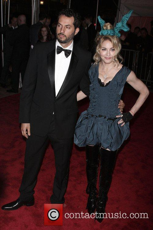 Guy Oseary and Madonna 1