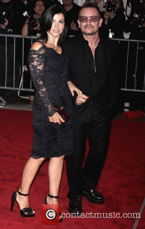 Ali Hewson and Bono 'The Model As Muse:...