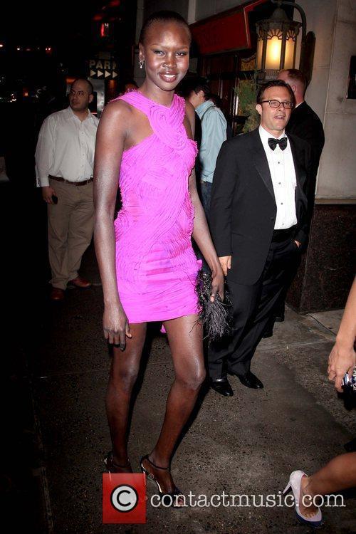 Alek Wek The Model As Muse: Embodying Fashion'...