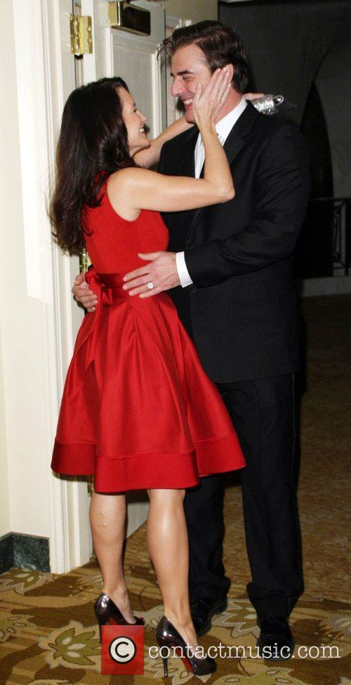 Kristin Davis and Chris Noth 6